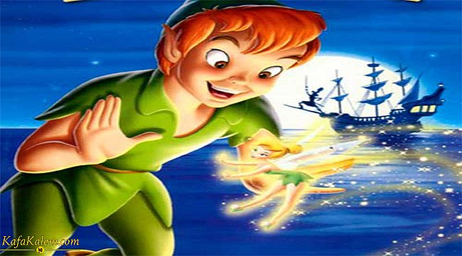 En çok sevilen çocuk kitaplarından biri; Peter Pan özeti